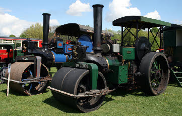 TID Traction Engines